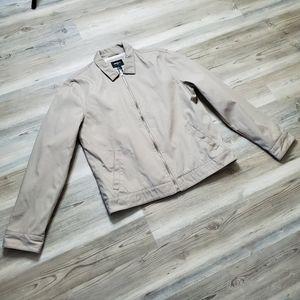 Men's 21 Men Full Zip Jacket Size Large
